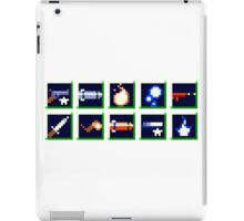WEAPONS   Cave Story iPad Case/Skin
