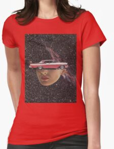 Planet Yesteryear Womens Fitted T-Shirt