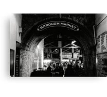 Borough Market #2 Canvas Print