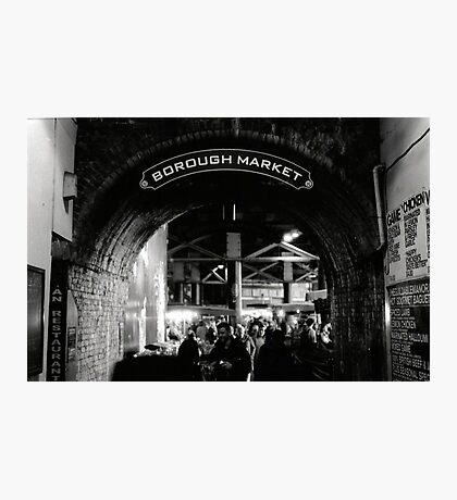 Borough Market #2 Photographic Print