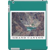 Grand Canyon 07 iPad Case/Skin