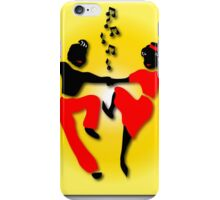 Rock, Bop Jump & Jive iPhone Case/Skin