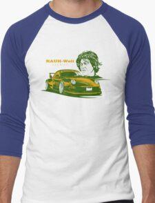Welt Begriff Men's Baseball ¾ T-Shirt