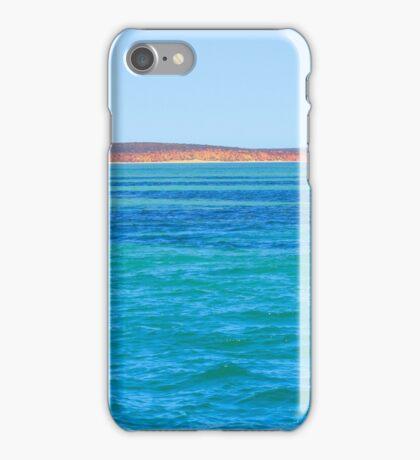 Ningaloo Cliff iPhone Case/Skin