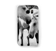 Precious  Horses Samsung Galaxy Case/Skin