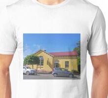 Ingleside Bakery, Evandale, Tasmania, Australia.  Unisex T-Shirt
