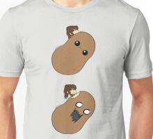 Sasha Eating Potato Unisex T-Shirt