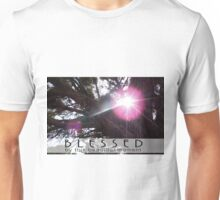 Blessed By This Beautiful Moment Unisex T-Shirt