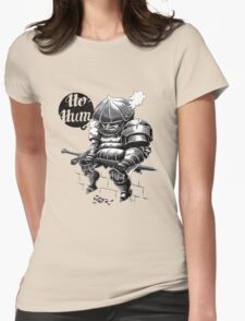 Ho-Hum Womens Fitted T-Shirt