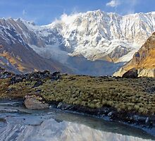 Annapurna South Face by Harry Oldmeadow