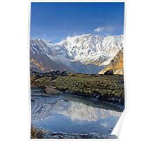 Annapurna South Face Poster