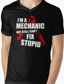 IAM A MECHANIC Mens V-Neck T-Shirt