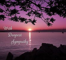 With Deepest Sympathy by Barbny