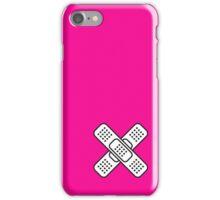 Band Aid iPhone Case/Skin