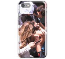 Meet and chat - 21st century style! iPhone Case/Skin