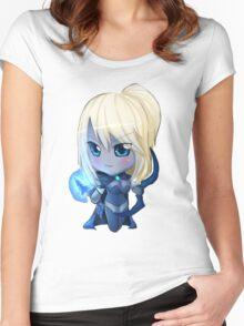 Draw Ranger - DOTA 2 Women's Fitted Scoop T-Shirt