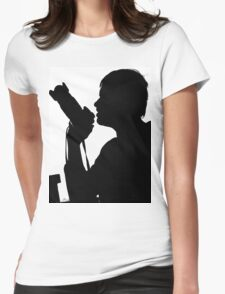 Photograph Womens Fitted T-Shirt