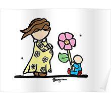 Little Ones - For Mum! Poster