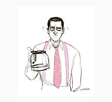 Barba and the empty coffee pot Unisex T-Shirt