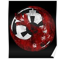 Rebel Alliance and the Galactic Empire Poster