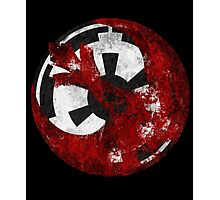 Rebel Alliance and the Galactic Empire Photographic Print