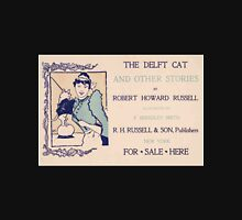 Artist Posters The delft cat and other stories by Robert Howard Russell illustrated by F Berkeley Smith 0931 Unisex T-Shirt