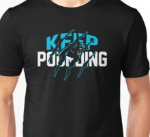 Keep Pounding Cam Newton Unisex T-Shirt