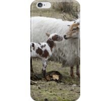 Proud Mother Sheep iPhone Case/Skin