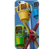 Fairground Ferris Ride iPhone Case/Skin