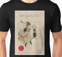Artist Posters The Black Cat October 1895 0996 Unisex T-Shirt