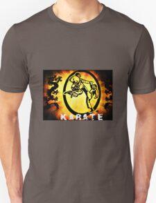 空手 Karate Unisex T-Shirt