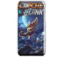 Ratchet And Clank The Movie iPhone Case/Skin