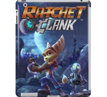 Ratchet And Clank The Movie iPad Case/Skin