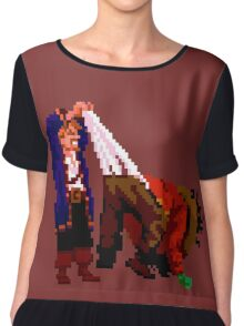 LeChuck's panties (Monkey Island 2) Chiffon Top