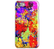 abstract painting 2 iPhone Case/Skin