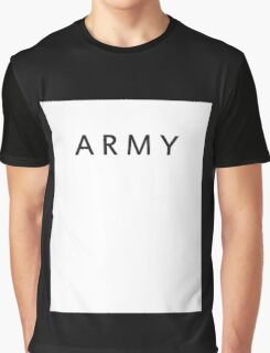 BTS ARMY Graphic T-Shirt