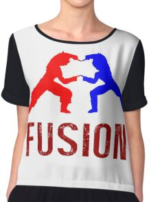 Fusion (V2) Chiffon Top