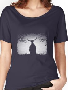 Herne The Hunter Appears Women's Relaxed Fit T-Shirt