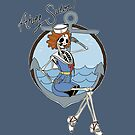 Skelly the Sailor Girl by Stack