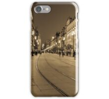 Spanish nights iPhone Case/Skin