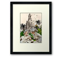 LOVE WITHOUT BARRIERS Framed Print