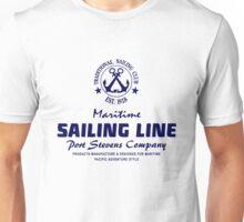 Maritime Anchor Unisex T-Shirt