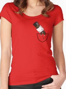 Hatty Women's Fitted Scoop T-Shirt