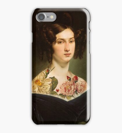 Hearts & Flowers iPhone Case/Skin