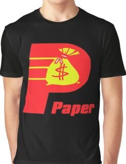 Paper Graphic T-Shirt