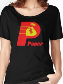 Paper Women's Relaxed Fit T-Shirt