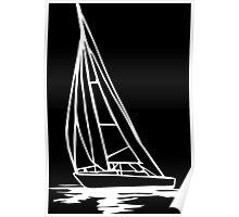 Sailingboat Poster
