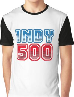 INDY 500 Graphic T-Shirt