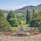 View from the Terrace - Powerscourt Estate by TonyCrehan