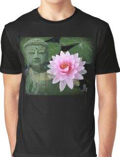 buddha lotus Graphic T-Shirt